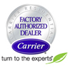 factory authorized carrier dealer carroll county md