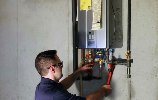 Tankless Water Heater Carroll County Maryland